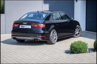 降低車高可以更省-KW短彈簧(Audi S3 8V車型專用)
