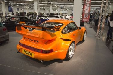 英國首部RWB Porsche VS. KW HLS液壓舉升避震器