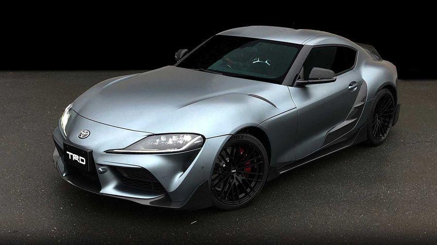 有型又有效果!Toyota GR Supra Performance Line Concept TRD概念車發表
