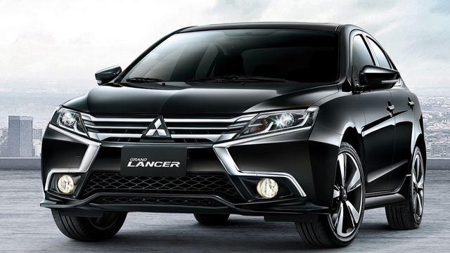 2019年02月 Mitsubishi 三菱全車系中古車行情表