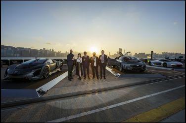 首屆Leviosa香港國際車展2019正式揭幕