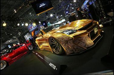 [特別企劃] 特殊烤漆實裝車 Part1:KUHL-RACING & ARTIS   3D雕刻戰鬥黃金聖衣