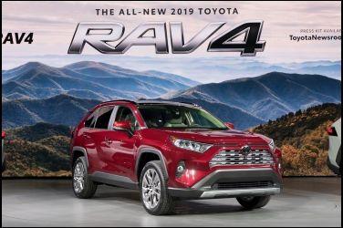 和泰汽車2019年新車滿載   3月RAV4、Crolla Altis接著來 !!