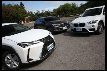 跨界爭寵   Lexus UX 250h vs. Infiniti QX30 vs. BMW X1 sDrive 20i(下)