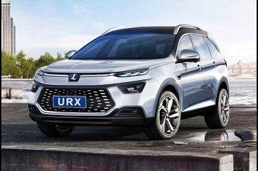 Luxgen全新URX樣貌首曝   S5 GT/GT220今年4月初登場