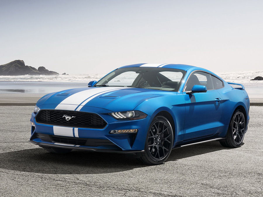 Ford正在研發更強的Ecoboost動力Mustang?