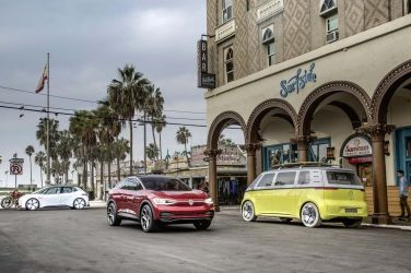 Volkswagn 耗資8億美元 打造美國電動車生產重鎮