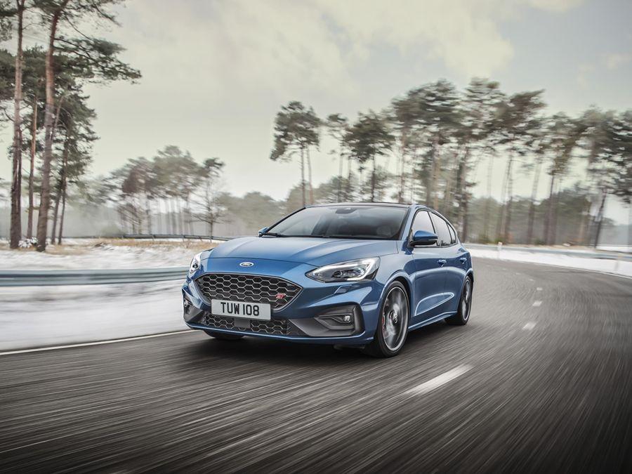 GTI小心!280匹馬力的全新Ford Focus ST問世了!!