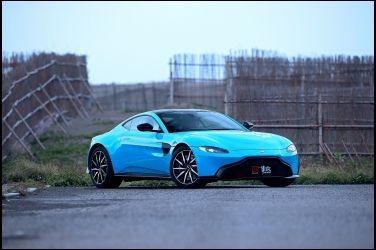 英式豪快   Aston Martin Vantage