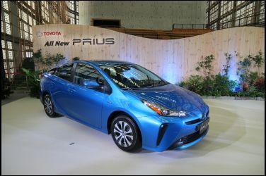 更帥氣有型   小改款Toyota Prius
