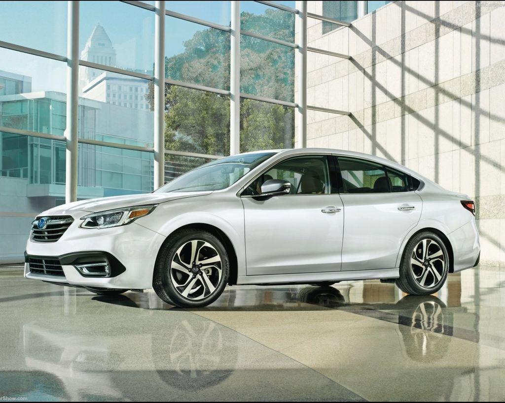 渦輪歸來 大改款Subaru Legacy !!!!