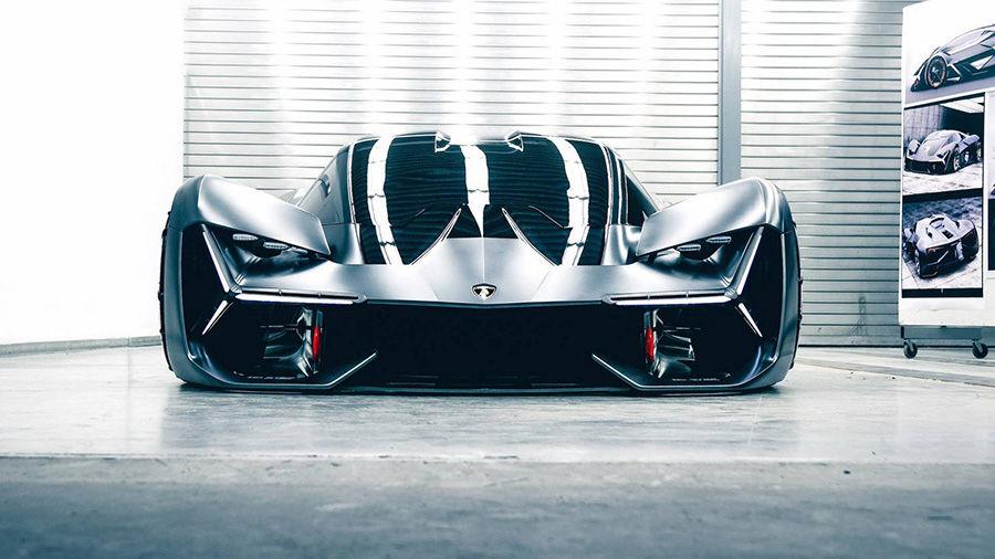 藍寶堅尼首款 V12 Hybrid油電超跑年底發表!