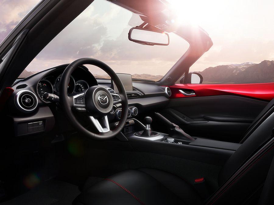 出了手排我就買!Mazda MX-5 MT真的來了!