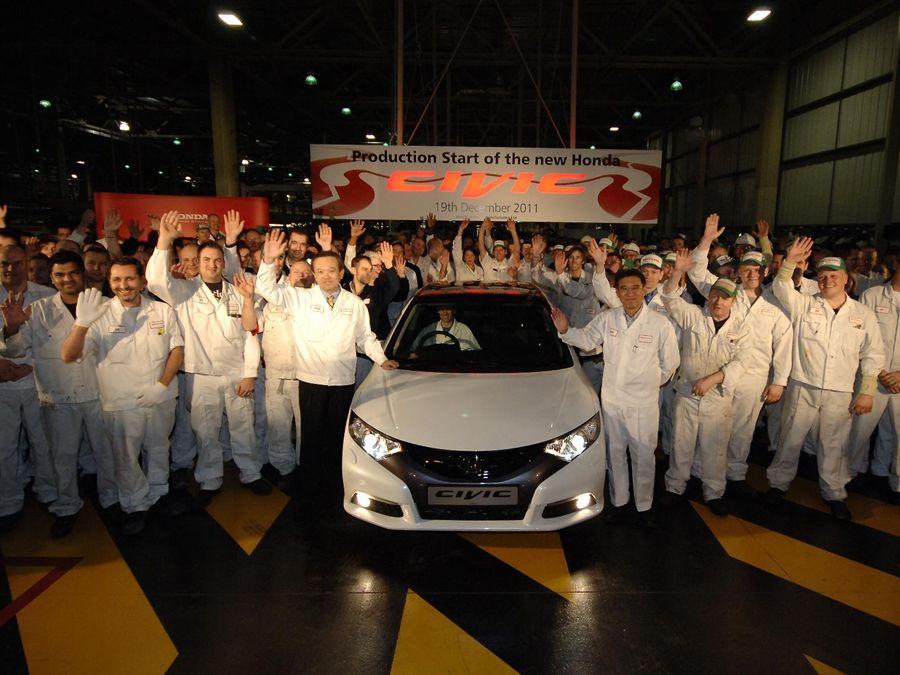 不看好未來景氣?Honda宣布將於2021年關閉英國工廠