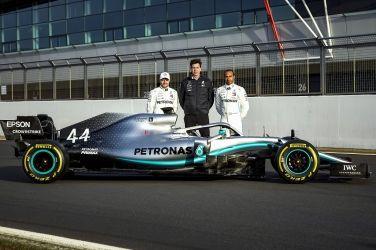 可望出現六屆雙料冠軍嗎?  2019年F1開季預覽 !!
