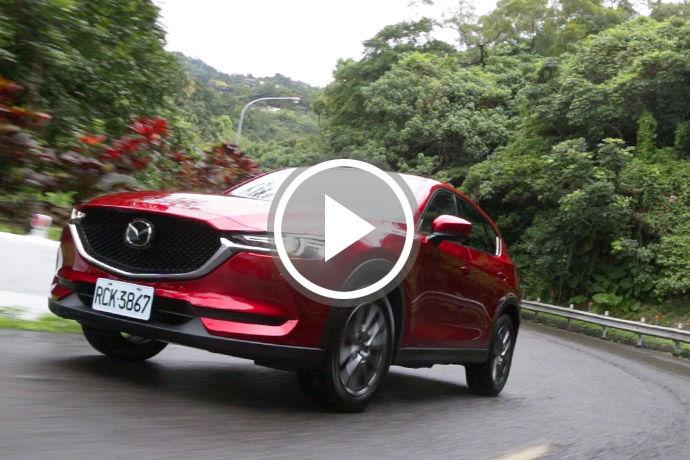 就決定是妳了!理想伴侶日記 Mazda CX-5 2019