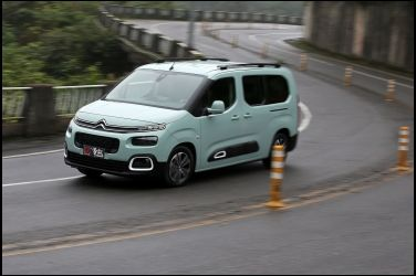 VW Caddy車主俱樂部公審Citroen Berlingo(下)