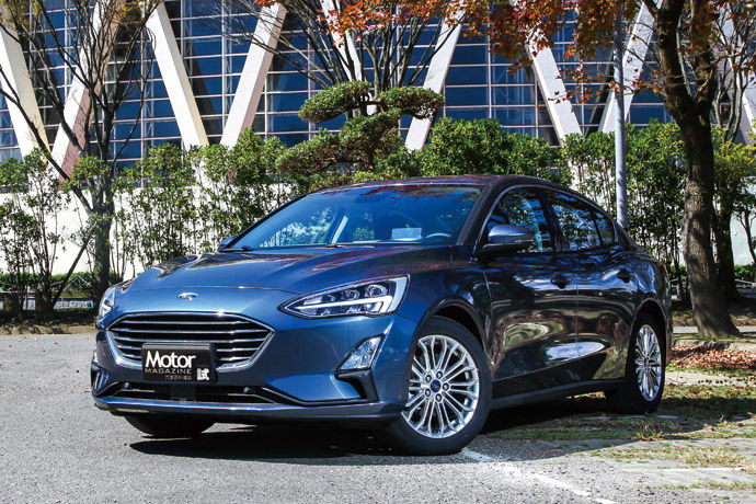 超越平均的理想值    The All-New Ford Focus 4D EcoBoost 182旗艦型