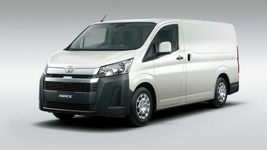 最多能載17人!Toyota發表大改款的第6代Hiace