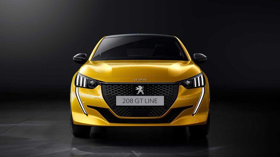 Peugeot隆重發表內外完全煥然一新的208!