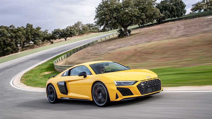根據Google統計,全球最渴望擁有的超級跑車竟然是Audi R8?
