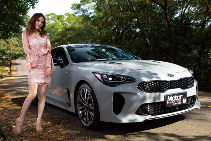 Date With LUCY - Kia Stinger 2.0T GT-Line    GT韓風席捲而來