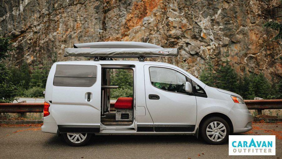 無可比擬的彈性,Caravan Outfitter的智慧空間露營車─「Free Bird」