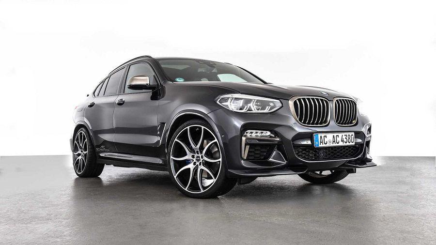 BMW X4少了什麼?原來是AC Schnitzer啊!
