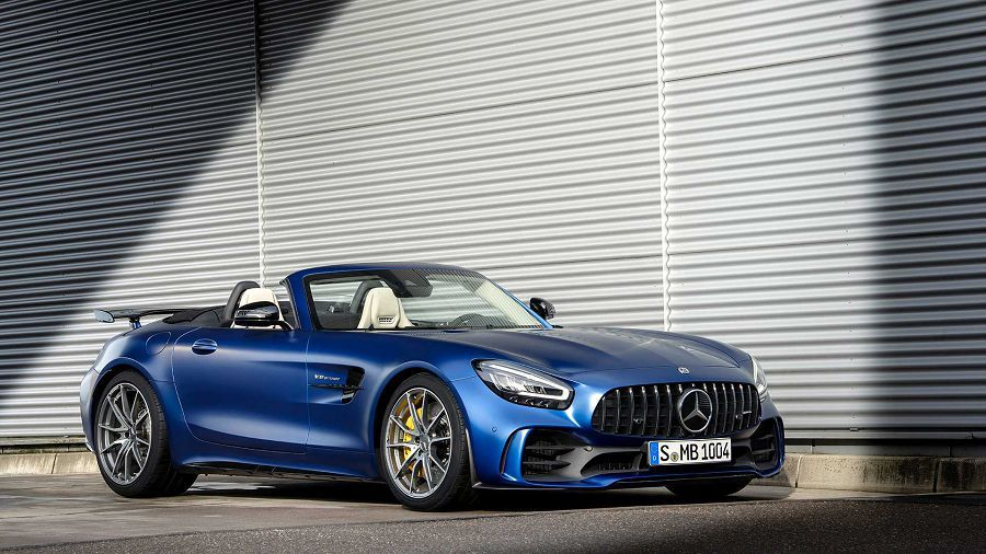Mercedes-AMG GT R Roadster來啦!而且性能完全不輸Coupe