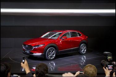 相信自己的眼睛 Mazda CX-30