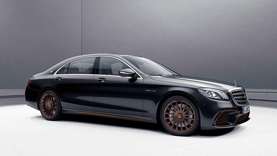 Mercedes-AMG推出S65 Final Edition作為V12引擎的最後載台