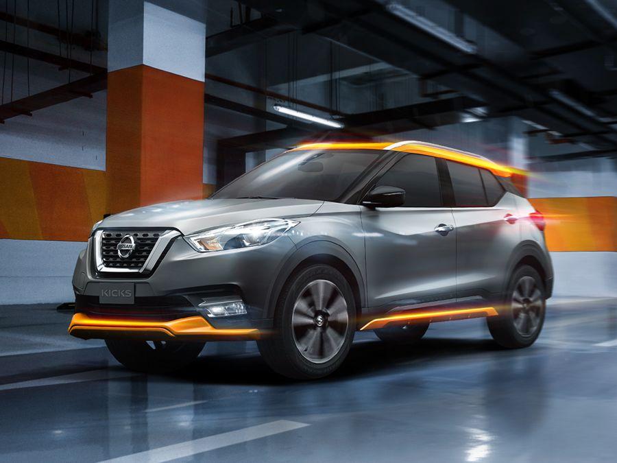 Nissan推出 「不受橘限版」Kicks特仕車