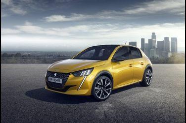 新科技掛帥 Peugeot 208
