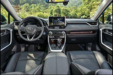 終極休旅殺手 Toyota RAV4 2.5 Hybrid !!(中)