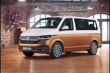 純電上路 VW Multivan 6.1