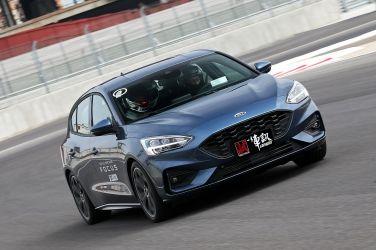 賽道激駕認證  Ford Focus 5D ST-Line(上)