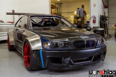 M-Power馬馬虎虎啦!! 這輛M3改到BMW都懷疑人生 !!!!