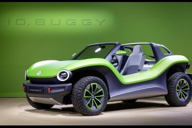 激發更多可能 VW ID. Buggy Concept