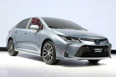 超級神車預售價、規配表流出!Toyota Corolla Altis 1.8汽油/1.8 Hybrid