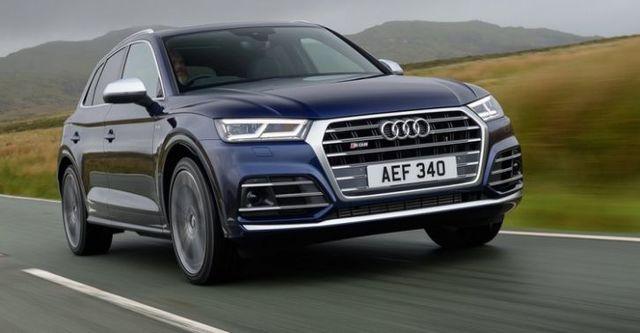 2019年03月 Audi 奧迪全車系中古車行情表