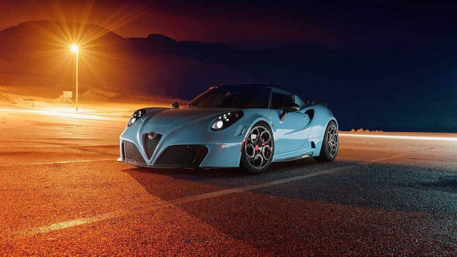 力與輕的極致美學展現!Pogea Racing推出Alfa Romeo 4C Zeus