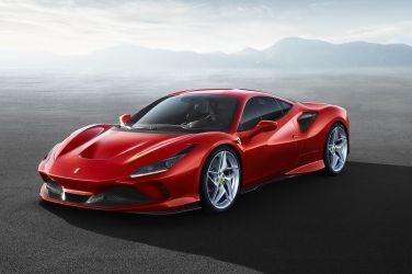 488後繼有人 Ferrari F8 Tributo