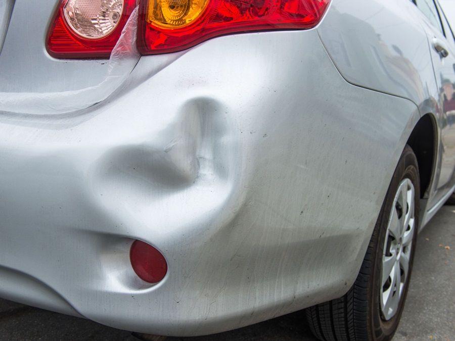 停車小碰撞 良心大考驗