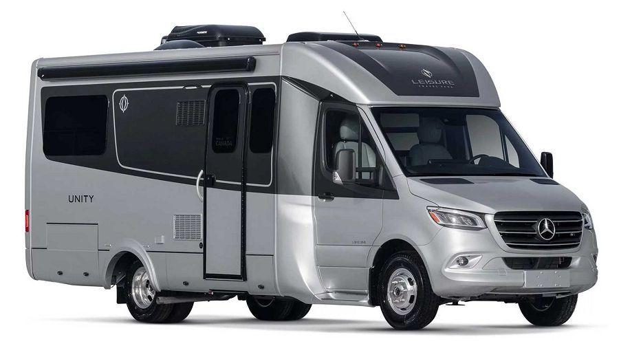 集奢華和新銳科技於一身的露營車─Unity Rear Lounge Concept