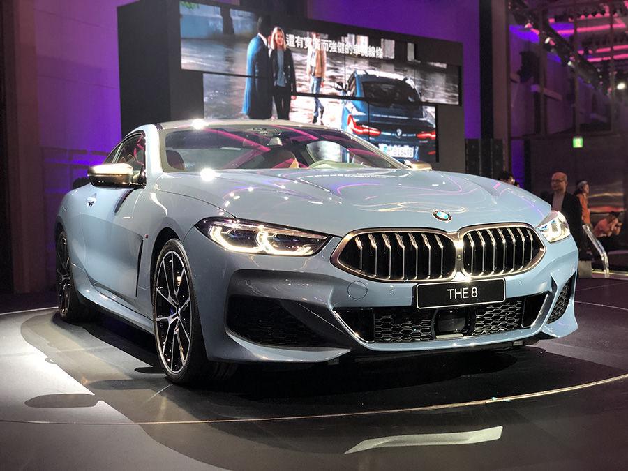 BMW最頂級的雙門跑車來了!M850i xDrive車系678萬元起