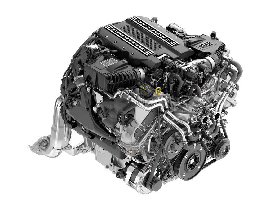 GM想分享凱迪拉克Blackwing新引擎? 凱迪拉克:休想!