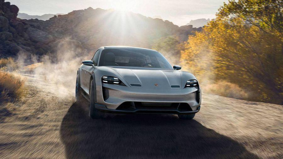 Porsche Taycan Cross Turismo跨界車型證實將在2020年推出