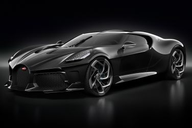 千萬歐元俱樂部 Bugatti La Voiture Noire