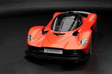 破千匹混合動力超跑  Aston Martin Valkyrie