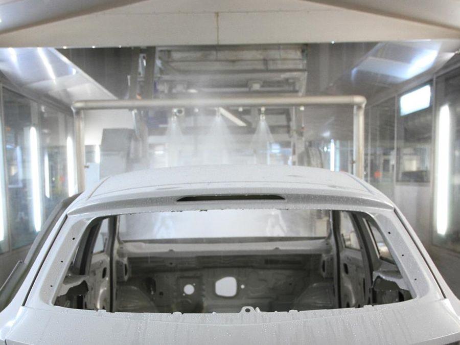 珍惜水資源!看看車廠示範如何節約用水